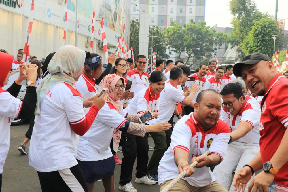 HARI PERINGATAN HUT REPUBLIK INDONESIA KE 74